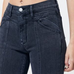 PacSun Yoked Super High Waisted Jeggings